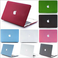 """Matte Quicksand Hard Case Cover Skin for Apple MacBook PRO 13"""" 15""""/ AIR 11"""" 13"""""""