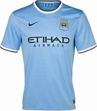 MANCHESTER CITY HOME JERSEY 2013/2014 ( 40% OFF)