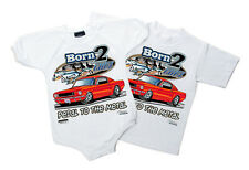 Ford Mustang Kids T-shirt - Onesie- Pony -GT
