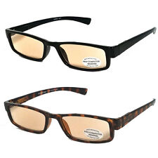 Pro Computer Anti Reflective Tinted Lens Sun Reader Reading Glasses RG30