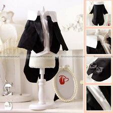 Cute Pet Wedding Tuxedo Wedding Formal Clothes Costume Male Show Dog
