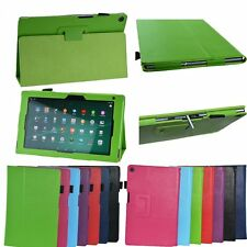 Folio PU Leather Folding Stand Cover Flip Case Skin For Tablet SONY XPERIA Z2