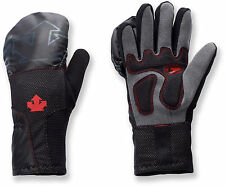 Descente Wombat Glove  Fall Winter Spring Multiple sizes Black New