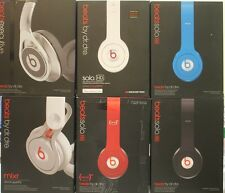 Beats by Dre Retail boxes only Solo/Mixr/Executive/Studio no headphones included