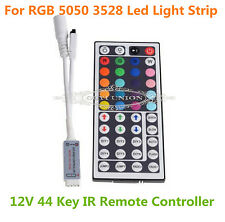 Wholesale 44 Key Mini LED IR Remote Controller For 5050 3528 LED RGB Strip Light