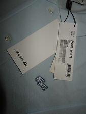BNWT LACOSTE POLO SHIRT 6 LARGE rrp:-£140 TOP OF THE RANGE