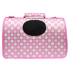 New listing Puppy Dog Cat Tote Crate Carrier House Kennel Pet Cage Travel Soft Portable Bag