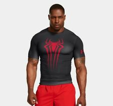 Limited Edition Under Armour Amazing Spider-Man Alter Ego Compression Shirt NEW