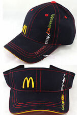 McDonald's Employee crew hat uniform baseball cap Hat or Visor New