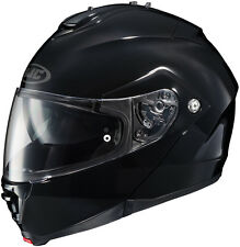 HJC Full-Face Motorcycle Helmet IS-Max 2 Black D.O.T Approved All Sizes
