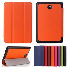 """Luxury Original Leatehr Case Cover Skin For 7"""" Dell Venue 7 Tablet PC Mid KST3Z"""