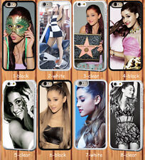 Ariana Grande for iPhone 6 6 Plus 4/4S 5/5S 5C Samsung Galaxy S3 S4 S5 hard case