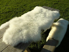 Super Premium Sheepskin Rug, The Best Quality, Beautiful, Genuine, Soft & Thick