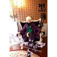 Hot! Black Butler Alois Trancy Uniform Cosplay Costume+Socks Free Shipping
