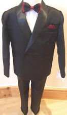 Boys Tuxedo - Boys 4 Pieced suit