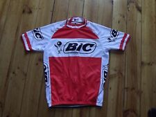 Brand New Team Bic cycling Jersey, Jacques Anquetil