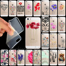 High Quality Fashion Calls Flash Up Light LED Case Cover For iPhone 4 4S 5 5S 5C