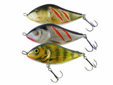 New colors Jerkbaits Salmo Slider 12cm Floating *PSA-SD12F* Pike/Muskie lures