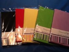 A4 Felt Multipack by Dovecraft Essentials, 2 sheets of 4 colours, total 8 craft