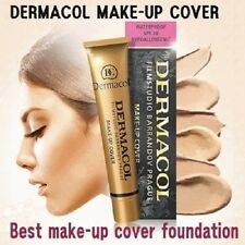 DERMACOL FILM STUDIO HIGH COVERING MAKE UP FOUNDATION HYPOALLERGENIC/ 13 SHADES
