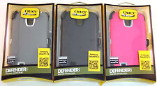 NEW Otterbox Defender Case w/ Belt Clip for Samsung Galaxy Note 3 & Galaxy S3/S4