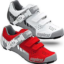 Suplest Street Racing SupZero Nylon Buckle Road Cycling Shoes