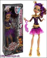 NEW Monster High 2014 Frights Camera Action Draculaura or Clawdeen Wolf Doll