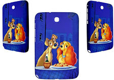 samsung hard case lady and the tramp hardshell love dogs disney animation cute