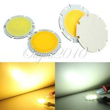 Techo Bombilla 3W/5W/7W/9W/10W/15W/20W/30W Round COB LED Empotrable Panel Light