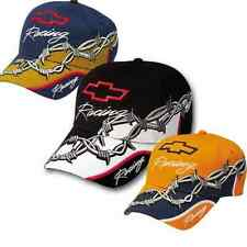 Chevy Racing Barbed Wire Race Car Baseball Cap Pro Street LS1 SS SBC Bow Tie Hat