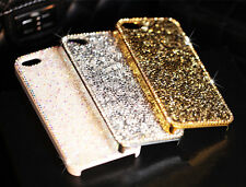 Luxury Bling Crystal Diamond Mobile Phone Cover Case Apple iPhone 4 4s 5 5s 6