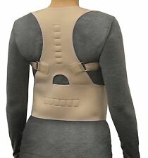 Magnetic Posture Corrector Support Brace Therapy Comfort Relieves Back Aches NEW