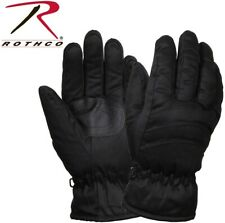 BLACK Military Thermoblock Tactical Insulated Hunting Gloves 4945