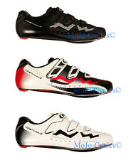 Northwave Extreme 3V Carbon Road shoes LOOK Speedplay White Red Black New