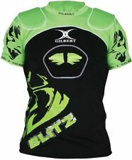 Gilbert Blitz Junior Rugby Body Armour Sizes:(SB - LB)