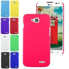 Slim Thin Hard Snap-On Cover Case Skin for LG Optimus L90 Dual D410