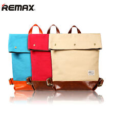 New Remax Elegance Canvas Backpacks/ Bookbags Lady Casual Travel Shoulders Bags