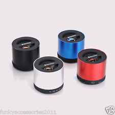 My Vision 3W Bluetooth Wireless Mini Travel Portable Re-Chargeable Bass Speaker