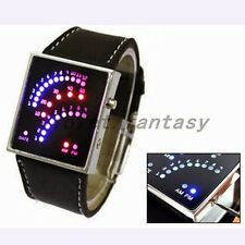 Newly Design Men LED Wrist Watch Sports Style Best Gift For Boy Friend Popular
