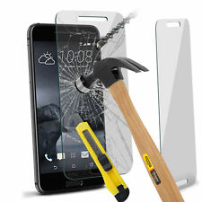 Premium Tempered Glass Film Screen Protector for HTC One M7 M8 mini butterfly