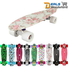 "22"" Cruiser Penny Style Skateboard New Complete Street Board Free Post OZ Seller"