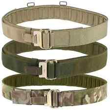 British Army PLCE Webbing Military Roll Pin Belt - MTP Multicam Olive Green