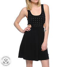 Vans Libbey Black Dress,Skate,Extreme Sports,Holiday,Fashion D5-001