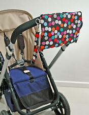 Prampocket universal bag - buggy stroller pushchair double buggy Bugaboo Quinny