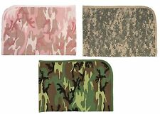 Infant Receiving Blanket Camouflage Pattern Cotton Baby Blanket 2450 2451 2456