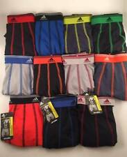 NWT ADIDAS MENS SPORT PERFORMANCE CLIMALITE BOXER BRIEF UNDERWEAR $14.95