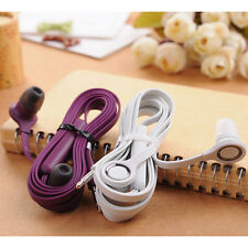 3.5mm In Ear Headphones Mic Headset for HTC Rhyme Desire S ChaCha Sensation XE