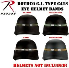 Kevlar PAGST CAT EYES Tactical Military Helmet Cover CATS EYE HELMET BAND