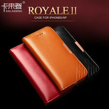 KALAIDENG NEW ROYALE Series Leather Wallet Flip Case Cover for iPhone 6 Plus