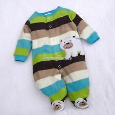 Cute Newborn Baby Girl Boy Clothes One-Pieces Rompers Overalls 3-12 Months SH